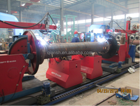 Slip on Flange Pipe Weld Automatic Machine FCAW GMAW