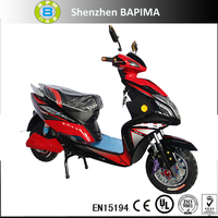 High quality faster speed electric motorcycle 1000w