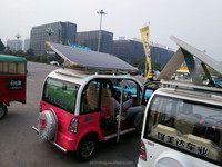 china manufacturer supply cheapest solar tricycle/rickshaw