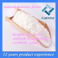 Wholesale Low price Top Grade Food/cosmetic/injection Grade Hyaluronic Acid /sodium Hyaluronate/ha Powder