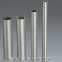 ANSI/DIN/JIS seamless stainless steel pipes size chart