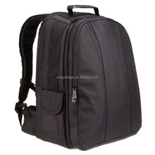 High Quality Polyester Best Waterproof Dslr Camera Bag Photo Backpack