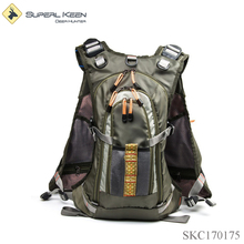 High Quality Best Price Outdoor Sports Outerwear Vest Army Green Fish Accessory Adjustable MultiPocket Fly Fishing Vest