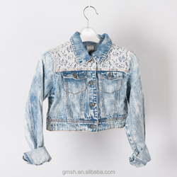 women short south africa xxx jeans jacket denim women short with high quality