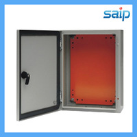 IP66 Showerproof lockable Wall Mounting Steel Enclosure
