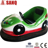 Popular amusement park bumper car for selling/indoor attractive bumper car/best price for bumper car used theme park