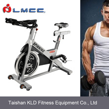 LMCC LMCC732 Factory Price Commercial Body Fit Spinning Bike /Fitness Indoor Exercise Bike Machine