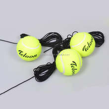 training tennis ball with elastic string, ball elastic string