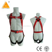 Jinniu hot sale hanging safety belt/Full body protective safety harness with price