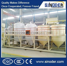 Energy saving sunflower oil refinery/ Oil Extraction Machine/palm oil refinery plant