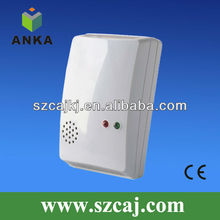 explosion proof combustile and toxic gas leak detector alarm