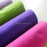 factory price 600g waterproof polyester felt fabric for crafts