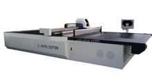 TMCC-1725 polo shirt 100% cotton cutting machine high-ply cutting system for apparel cloth cutter