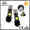 T10 Can-bus 194 168 5050 4SMD 1.5W can bus car decode vw wholesale high lumen led car led bulbs