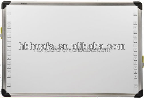 wall mount interactive whiteboard electromagnetic interactive whiteboard