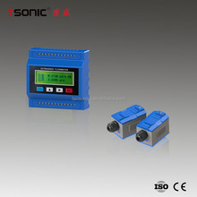 Low cost small size ultrasonic clamp on flow meter manufacturers