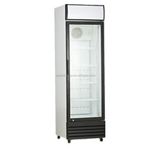 Glass Door Pepsi Bottle Cooler For Promotion