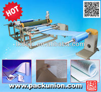 DEYI pe lamination machine