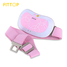 Fittop Electronic Slimming Massage Belt Abdominal Vibrator With Heat