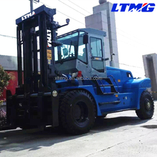 LTMG best 12 ton 13 ton 15 ton diesel power forklift truck for sale