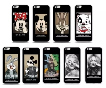 Sex Girl 3D Animal Sex Mobile Phone Case Cartoon Movie Character Fan Art Cover for iPhone 5s 6s 6 plus