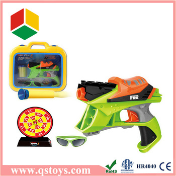New fashion soft bullet plastic toy guns with EN71