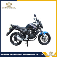 New style white four stroke racing motorcycle 150cc FZ