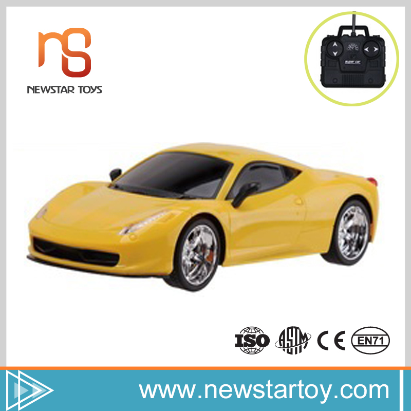 new invention 2016 new products toys & hobbies 1:14 4ch rc nitro car for kids