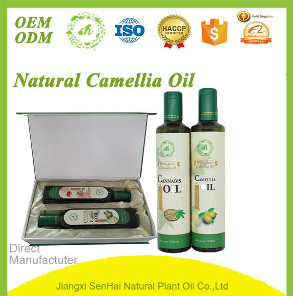 Pure Organic Refined Camellia Oil Camellia Sinensis Seed Oil For Soap
