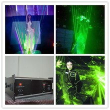 New Design Professional rgb full color laser light show equipment for sale