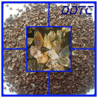 Cubic Shape Abrasive Grains Brown Non-metallic Corundum