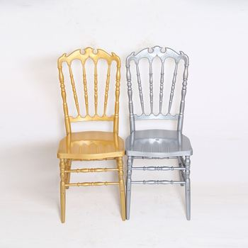 Gold King Dining Portable Chair