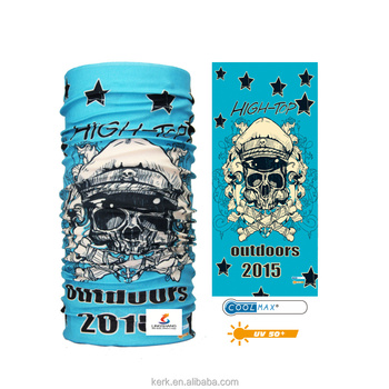Promotional Magic Custom Multifunction seamless tube spandex bandana headwear