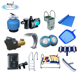 China Wholesale Cheap Price A Full Set Swimming Pool Equipment/A Full Set Swimming Pool Accessories
