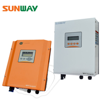 12V/24V/36V/48V AUTO 60A/80A/100A MPPT solar charge controller for off grid solar