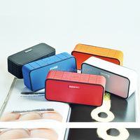 High Quality Bluetooth Speaker made in China factory, with microphone TF Card , bluetooth v4.0