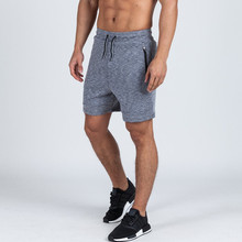 wholesale gym running slub mens shorts