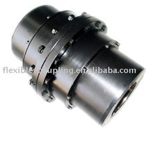 Drum gear coupling
