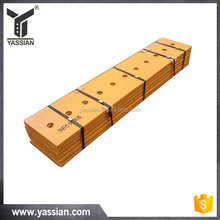 china export bulldozer spare parts high quality dozer cutting edges for cat