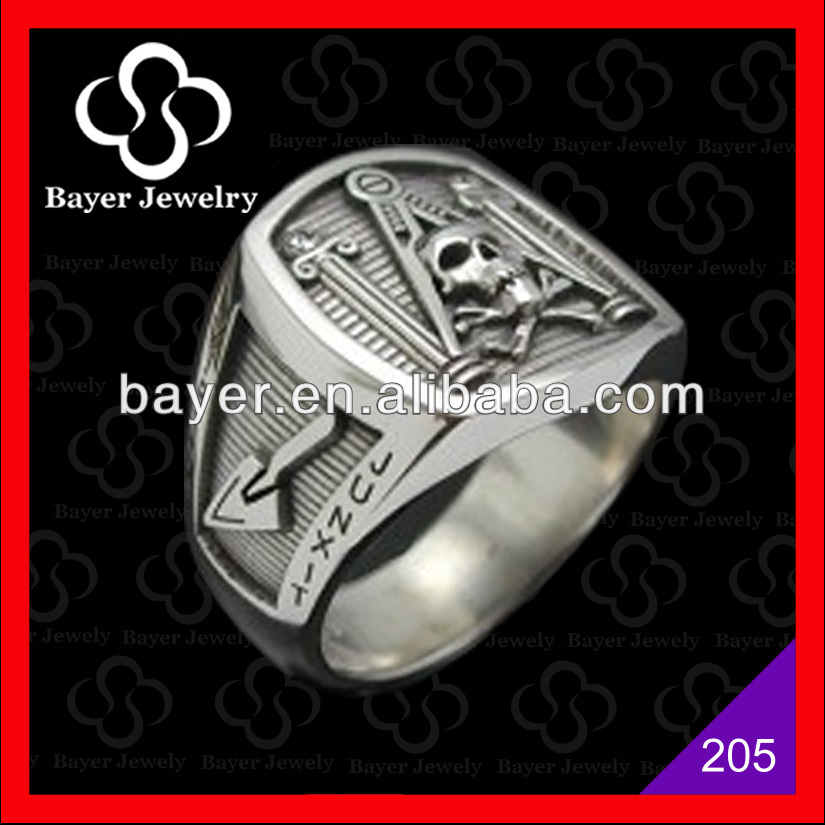 wholesale masonic items Best Quality stainless steel Masonic Ring sale for men