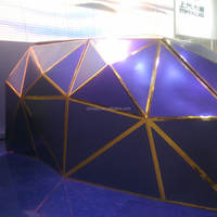 Display Lifing Mechanism Structure Exhibition Design For Stage