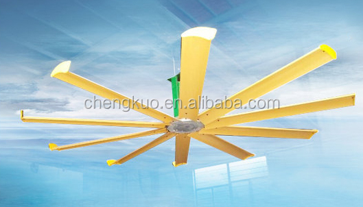 Air Cooling Large Industrial Ceiling Fan