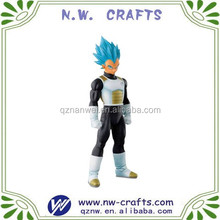 OEM Dragon Ball Z Son Goku Saiyan Resin Action Figure,OEM resin action figure for sale