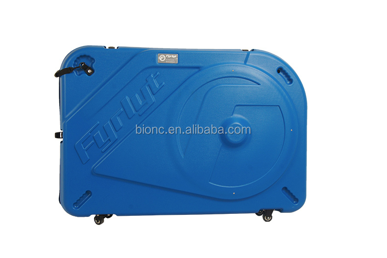 hard plastic bike box bike travel case bicycle spare part