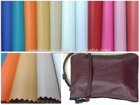 Bag Raw Material PVC Sponge Leather