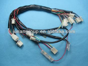 wiring harness taotao atv 110 l buy taotao atv parts wiring loom taotao atv parts product on