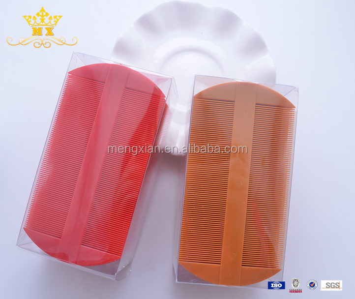 new products plastic head lice comb