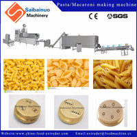 2016 china new type most popular long cut macaroni production line