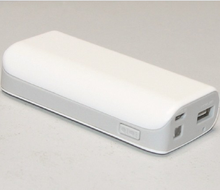 Cheap-storming ABS power bank 6000mah of shenzhen