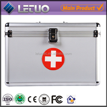 2015 new products aluminum case portable aluminum tool box medical safety box